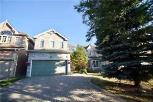 SPACIOUS detach house for rent in MARKHAM