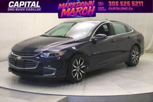 2017 Chevrolet Malibu LT*SUNROOF*NAV*LEATHER*
