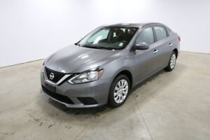 2017 Nissan Sentra SV Accident Free,  Heated Seats,  Back-up Cam