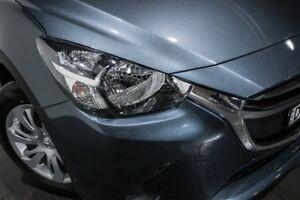 2017 Mazda 2 DJ2HA6 Neo SKYACTIV-MT Grey 6 Speed Manual Hatchback