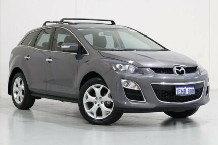 2009 Mazda CX-7 ER MY10 Luxury Sports (4x4) Graphite 6 Speed Auto Activematic Wagon Bentley Canning Area Preview