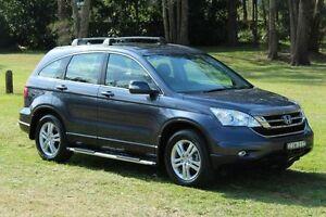 2012 Honda CR-V MY11 (4x4) Luxury Purple 5 Speed Automatic Wagon Port Macquarie Port Macquarie City Preview