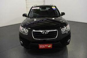2011 Hyundai Santa Fe CM Highlander (FWD) Black 6 Speed Automatic Wagon Moorabbin Kingston Area Preview