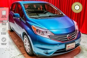 2014 Nissan Versa Note CLEAN CARPROOF! CRUISE! COLLAPSABLE REAR
