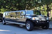 Black H2 Stretch Hummer Limousine Morley Bayswater Area Preview