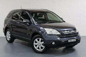 2007 Honda CR-V RE MY2007 Sport 4WD Grey 5 Speed Automatic Wagon Cardiff Lake Macquarie Area Preview