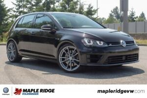 2017 Volkswagen Golf R 4MOTION LOCAL CAR, NO ACCIDENTS, SINGLE O