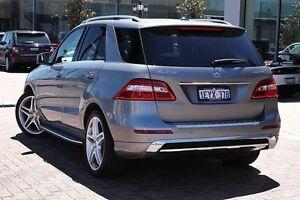2015 Mercedes-Benz ML250 W166 MY805 BlueTEC 7G-Tronic + Grey 7 Speed Sports Automatic Wagon Osborne Park Stirling Area Preview
