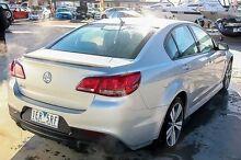 2014 Holden Commodore VF MY14 SV6 Silver 6 Speed Sports Automatic Sedan Pakenham Cardinia Area Preview