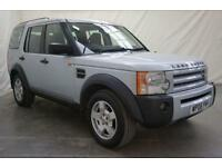 2006 Land Rover Discovery 2.7 3 TDV6 S 5d AUTO 188 BHP Diesel silver Automatic