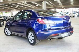 2010 Mazda 3 BL 10 Upgrade Neo Blue 5 Speed Automatic Sedan