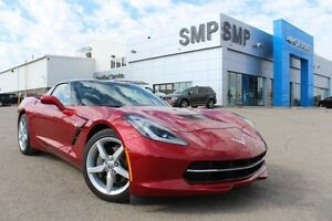 2015 Chevrolet Corvette 2LT - 6.2L V8, 455 Hp, Convertible, Nav