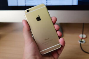 iPhone 6 - 16GB - GOLD - NEW Condition