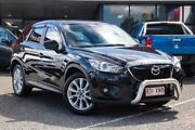 2014 Mazda CX-5 KE1021 MY14 Grand Touring SKYACTIV-Drive AWD Black 6 Speed Sports Automatic Wagon Gympie Gympie Area Preview