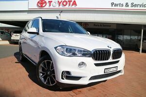 2015 BMW X5 F15 MY15 xDrive 30D White 8 Speed Automatic Wagon Dubbo Dubbo Area Preview