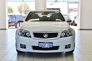 2015 Holden Caprice WN MY15 V Cool White 6 Speed Auto Active Sequential Sedan Morley Bayswater Area Preview