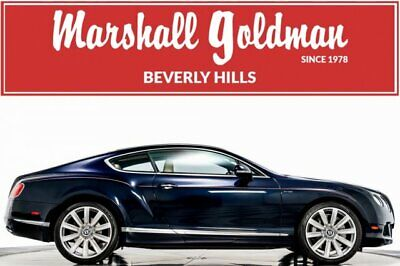 2014 Bentley Continental GT  2014 Bentley Continental GT