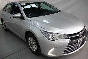 2015 Toyota Camry ASV50R Altise Silver 6 Speed Sports Automatic Sedan Maryville Newcastle Area Preview