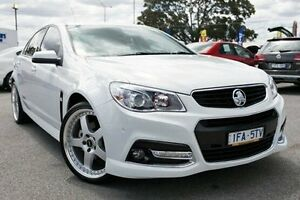 2015 Holden Commodore VF MY15 SS V White 6 Speed Sports Automatic Sedan Dandenong Greater Dandenong Preview