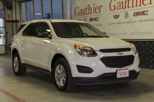 2017 Chevrolet Equinox LS AWD, Rear Camera, Bluetooth