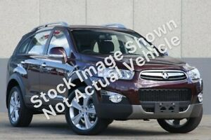 2012 Holden Captiva CG Series II 7 AWD LX Maroon 6 Speed Sports Automatic Wagon Maryborough Fraser Coast Preview