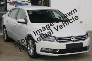 2012 Volkswagen Passat 3C MY13 118 TSI Black 7 Speed Auto Direct Shift Sedan Cannington Canning Area Preview