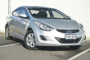 2012 Hyundai Elantra MD2 Active Silver 6 Speed Sports Automatic Sedan Nailsworth Prospect Area Preview