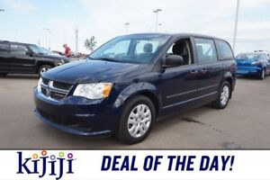 2014 Dodge Grand Caravan SE Accident Free,  3rd Row,