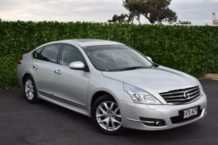 2009 Nissan Maxima J32 350 X-tronic Ti Silver 6 Speed Constant Variable Sedan St Marys Mitcham Area Preview