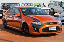 2011 Ford Performance Vehicles GT FG Boss 335 Orange 6 Speed Sports Automatic Sedan East Rockingham Rockingham Area Preview