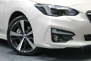 2017 Subaru Impreza G5 MY18 2.0i-S CVT AWD White 7 Speed Constant Variable Hatchback Hamilton East Newcastle Area Preview