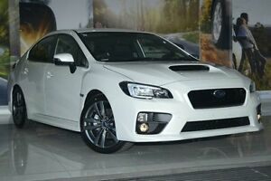 2016 Subaru WRX V1 MY17 Lineartronic AWD Crystal White 8 Speed Constant Variable Sedan Mount Gravatt Brisbane South East Preview