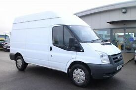 FORD TRANSIT 2.4 350 MWB HR 1d 115 BHP - 360 SPIN ON WEBSITE (white) 2007