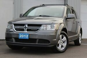 2012 Dodge Journey SE Plus-LOW KMS+ACCIDENT FREE+ONE OWNER