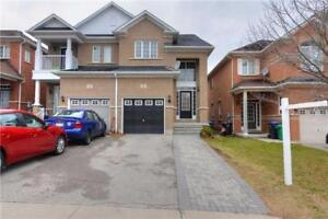 3 Bedrooms with 1 Bedrom Basement Semi-Detached for sale