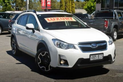 2015 Subaru XV G4X MY16 2.0i-S Lineartronic AWD White 6 Speed Constant Variable Wagon
