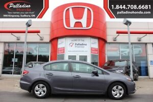 2014 Honda Civic Sedan LX - HEATED SEATS AND OTHER GREAT FEATURE