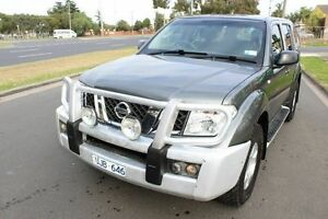 2006 Nissan Pathfinder R51 ST Grey 5 Speed Sports Automatic Wagon West Footscray Maribyrnong Area Preview