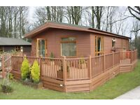 LUXURY LINDERA LODGE, CROOK O LUNE HOLIDAY PARK AMAZING PRICE REDUCED FROM £79,500 TO £55,000