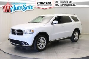 2016 Dodge Durango Limited AWD *Leather-Sunroof-Navigation-DVD*