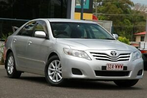 2011 Toyota Camry ACV40R MY10 Altise Silver 5 Speed Automatic Sedan Woodridge Logan Area Preview