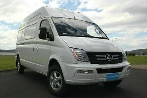 2016 LDV V80 High Roof LWB White 6 Speed Automated Manual Van Derwent Park Glenorchy Area Preview