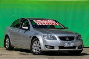 2012 Holden Commodore VE II MY12 Omega Silver 6 Speed Sports Automatic Sedan Ringwood East Maroondah Area Preview