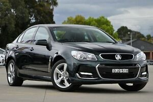 2015 Holden Commodore VF II SV6 Green 6 Speed Automatic Sedan Greenacre Bankstown Area Preview