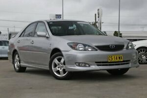 2004 Toyota Camry MCV36R Azura Silver 4 Speed Automatic Sedan