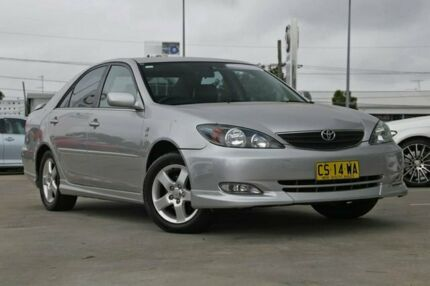 2004 Toyota Camry MCV36R Azura Silver 4 Speed Automatic Sedan Kirrawee Sutherland Area Preview