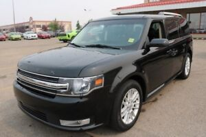 2014 Ford Flex AWD SEL Navigation (GPS),  Leather,  Heated Seats
