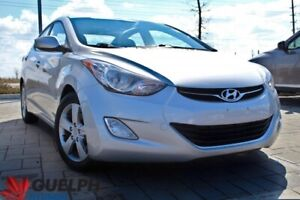 2013 Hyundai Elantra Limited HEATED SEATS & MORE