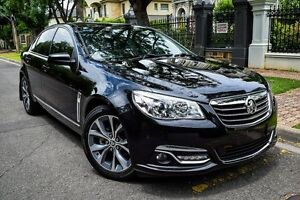 2013 Holden Calais VF MY14 Black 6 Speed Sports Automatic Sedan Medindie Walkerville Area Preview