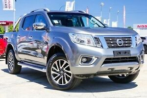 2016 Nissan Navara D23 ST-X Grey 7 Speed Sports Automatic Utility Victoria Park Victoria Park Area Preview